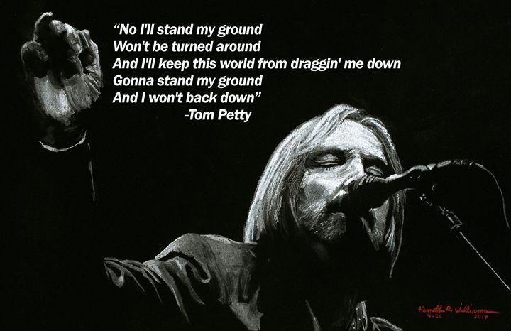 Tom Petty - Kenneth R. Williams- 4U2C