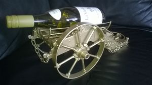 Wine Metal Rack