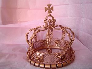 British Metal Crown