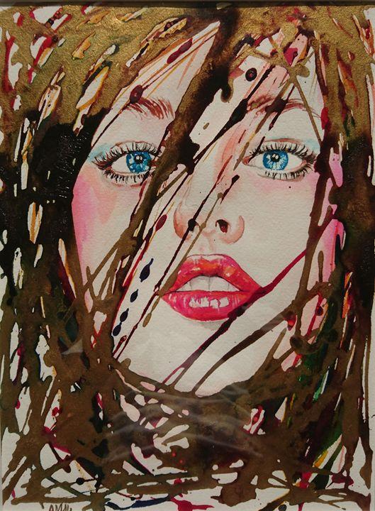 Lipstick - ANKA MATEI