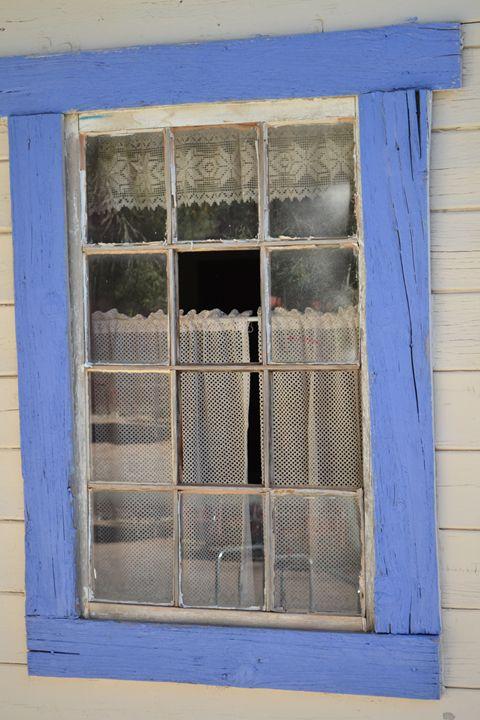Haunted Window - Ethereal Organics...diane montana jansson