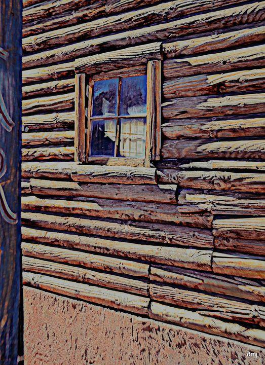 Log Cabin View - Ethereal Organics...diane montana jansson