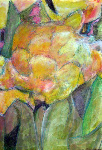 Yellow peonies - Ethereal Organics...diane montana jansson