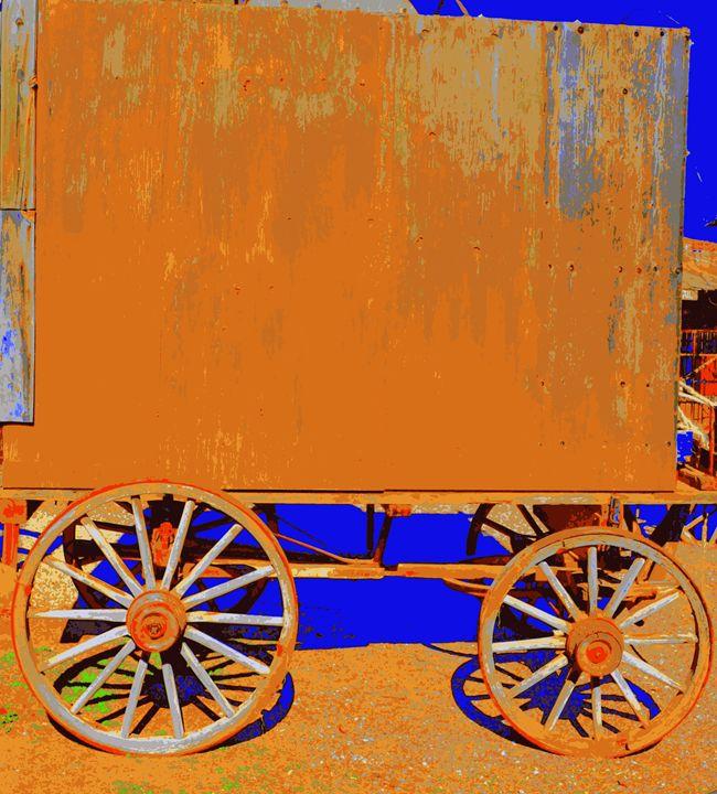 Gypsy Caravan - Ethereal Organics...diane montana jansson