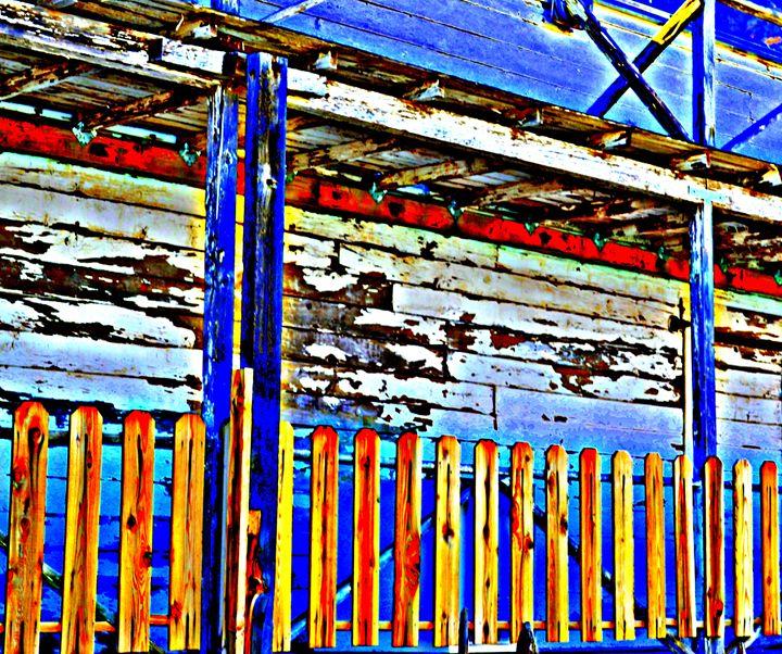 Rainbow walk II - Ethereal Organics...diane montana jansson