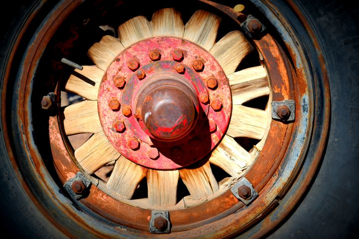 Big Wheel - Ethereal Organics...diane montana jansson