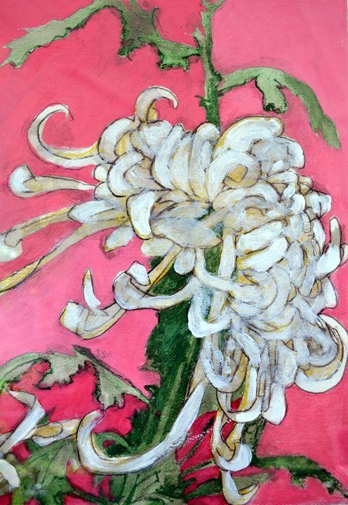Chinese Mum - Ethereal Organics...diane montana jansson