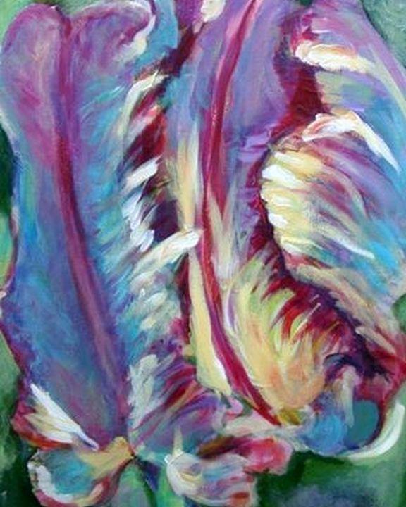 Delic Parrot Tulip - Ethereal Organics...diane montana jansson