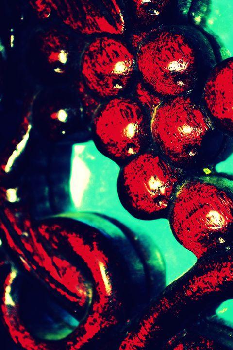Chinese Grapes - Ethereal Organics...diane montana jansson