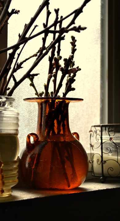 Amber Buds - Ethereal Organics...diane montana jansson