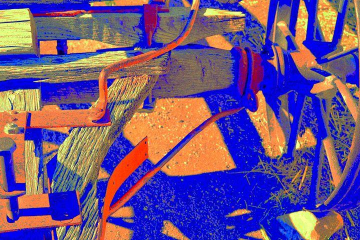Blue Shadow Wheel - Ethereal Organics...diane montana jansson