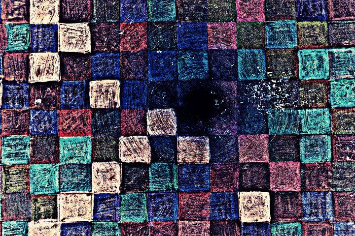 Mosaic Tiles - Ethereal Organics...diane montana jansson
