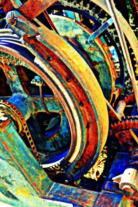 Crayola machine - Ethereal Organics...diane montana jansson
