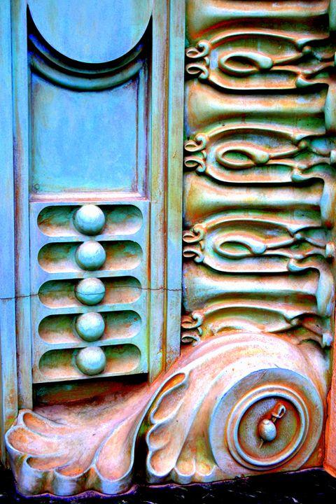 Detail II - Ethereal Organics...diane montana jansson