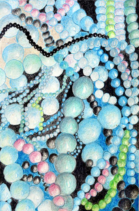 Beads - Ethereal Organics...diane montana jansson
