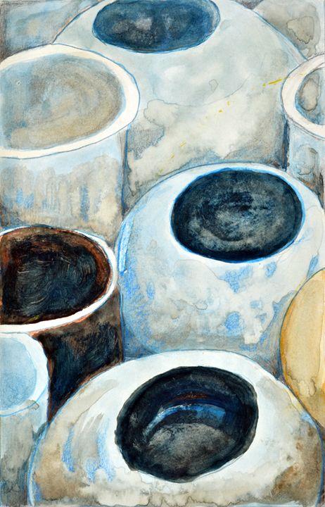 Jars - Ethereal Organics...diane montana jansson