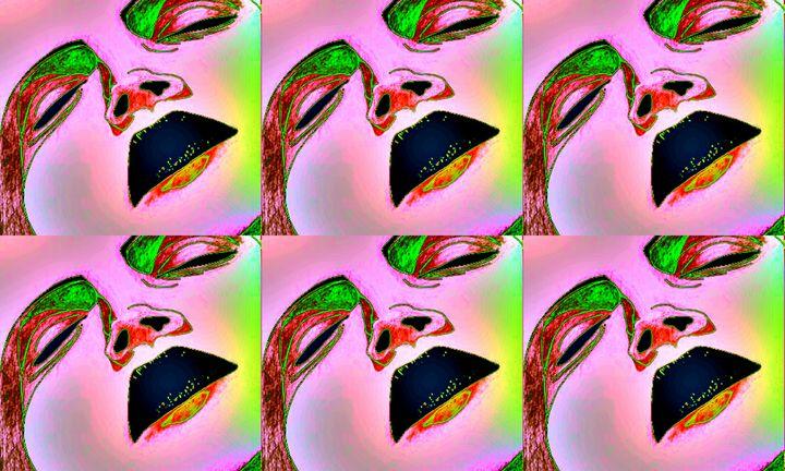 Passionate Kisses - Ethereal Organics...diane montana jansson