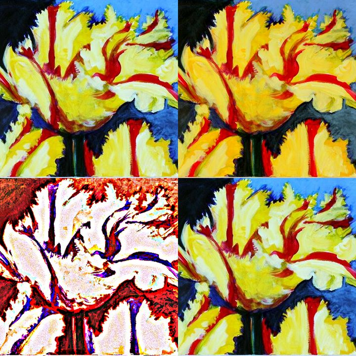Quartet - Ethereal Organics...diane montana jansson