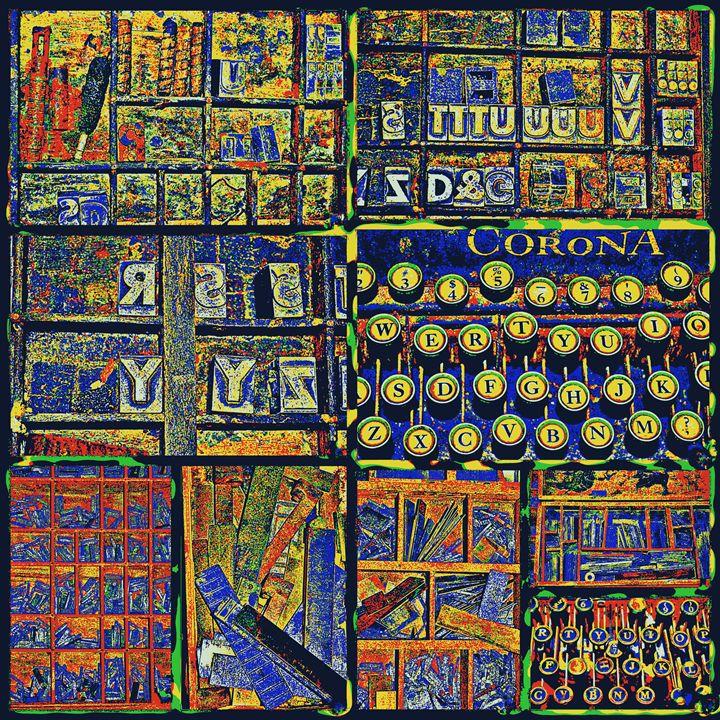Box Of Colors - Ethereal Organics...diane montana jansson