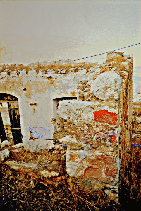Greece III - Ethereal Organics...diane montana jansson