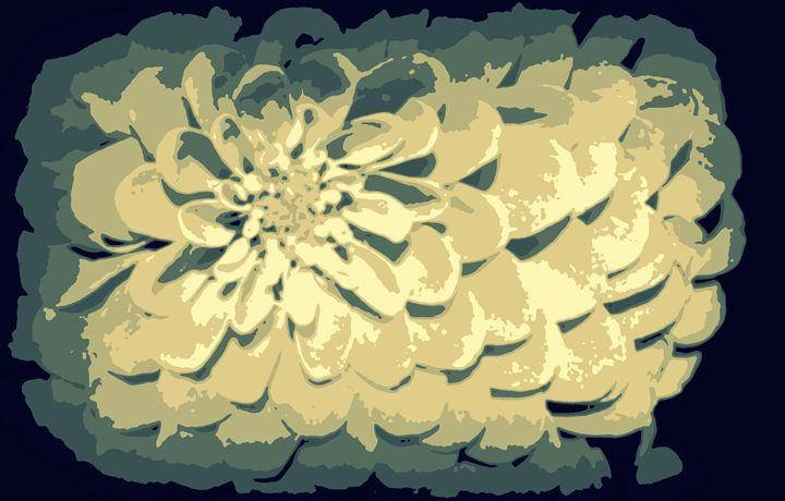 Ivory Pom Pom - Ethereal Organics...diane montana jansson