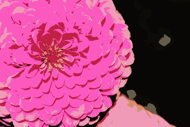 Pink Pom Pom - Ethereal Organics...diane montana jansson