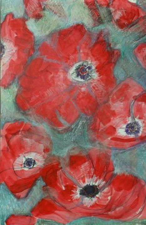Potent Poppies - Ethereal Organics...diane montana jansson