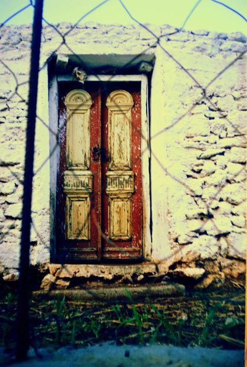 Greek Door - Ethereal Organics...diane montana jansson