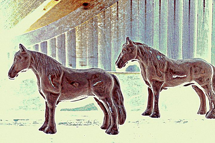 Chocolate Ponies - Ethereal Organics...diane montana jansson