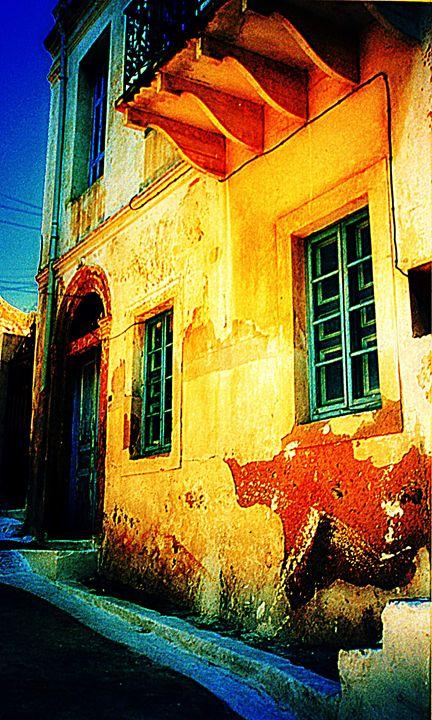 Greece Again I - Ethereal Organics...diane montana jansson