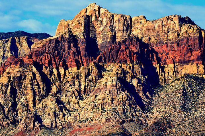 Red Rock Canyon 9 - Ethereal Organics...diane montana jansson
