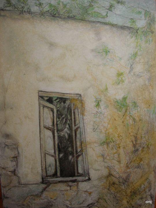 Tree Window - Ethereal Organics...diane montana jansson