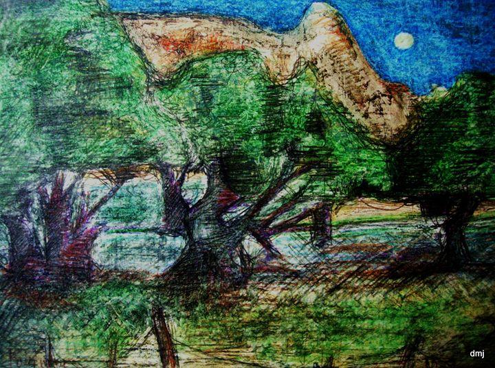 Olive Full Moon - Ethereal Organics...diane montana jansson