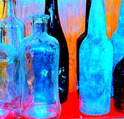 Fauvist Bottles - Ethereal Organics...diane montana jansson