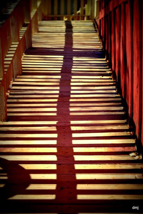 Red Shadow Stroll - Ethereal Organics...diane montana jansson