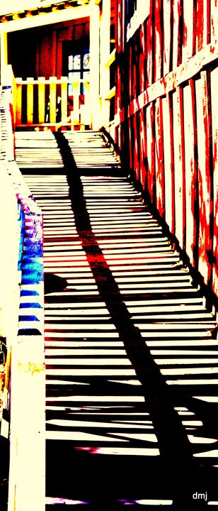 Shadow piano - Ethereal Organics...diane montana jansson
