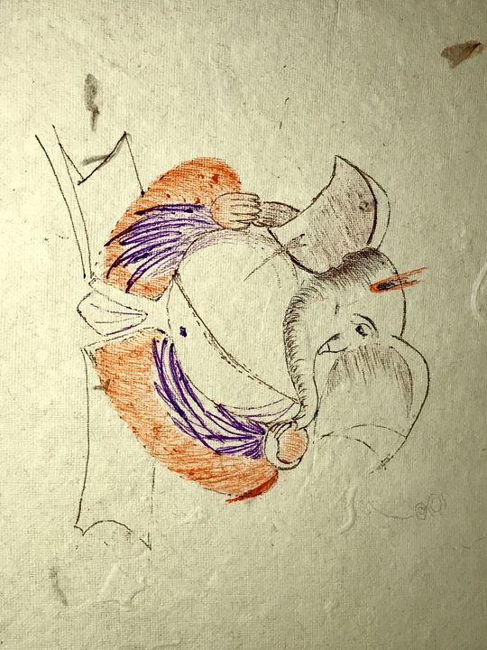 By Ashish Shete - Ganesha - By Ashish Shete
