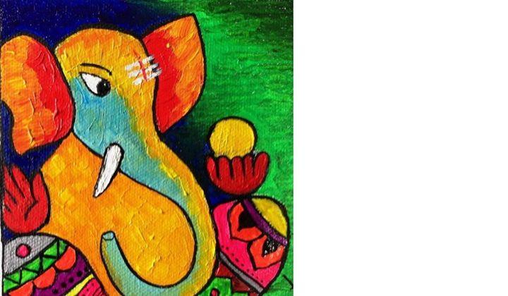 By Ashish Shete- Ganesh - By Ashish Shete