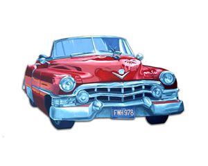 1951 Cadillac Convertible