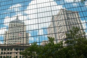 Boston Reflections 1