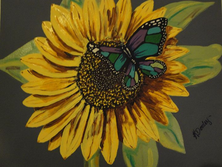 Sunflower - Kay Donley