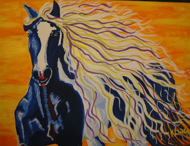 Colorado Blue Boy - Kay Donley