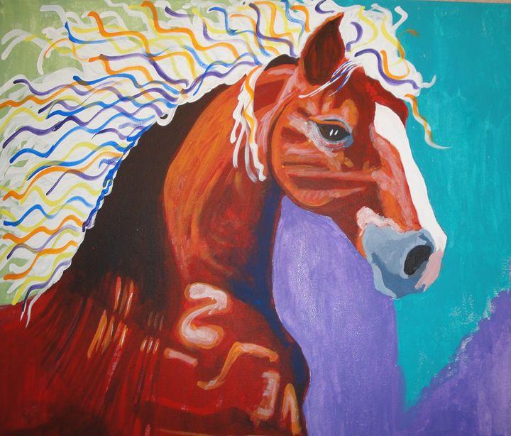 Colorado (Red) - Kay Donley