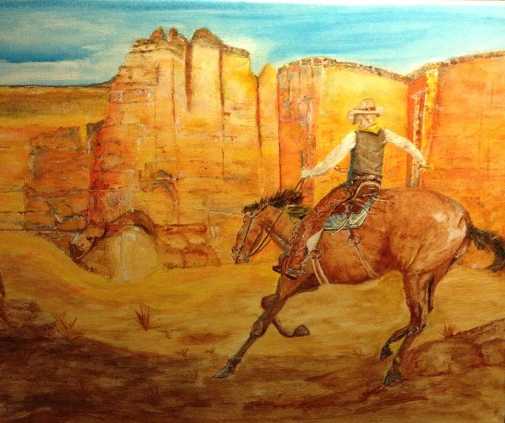 Old Lady Canyon - Paul Weston