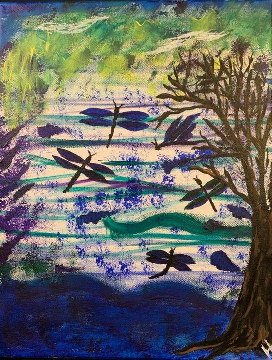 Dragonfly - Holly Smith