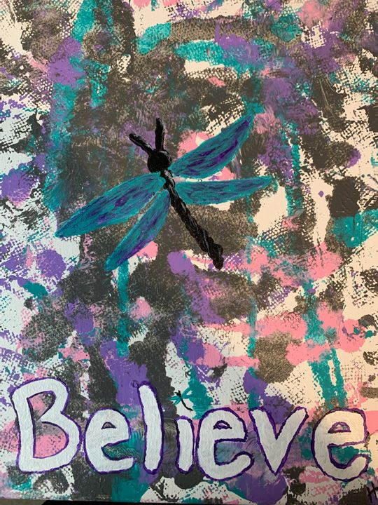 Believe - Holly Smith
