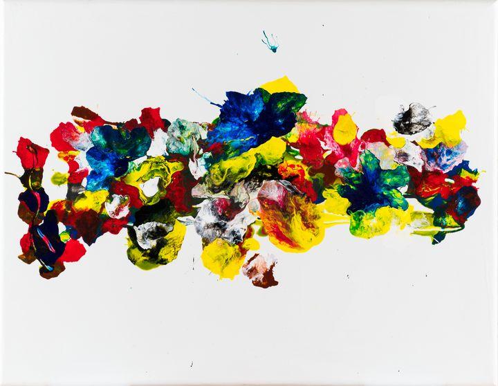 Colorful explosion - Elitsa Cholakova