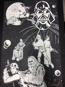 Intergalactic Wars Ralph Cabrera