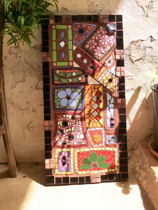True Colours - mosaicart