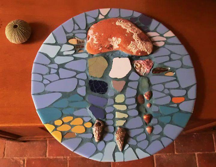 Medusa - mosaicart